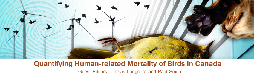 Quantifying Human-related Mortality of Birds in Canada